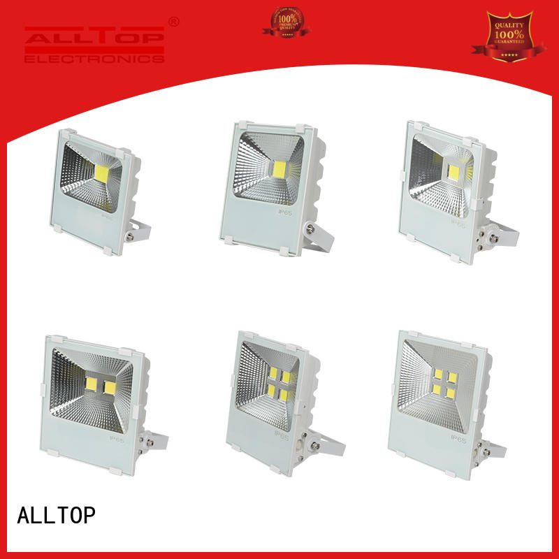 ALLTOP led floodlight series for factory