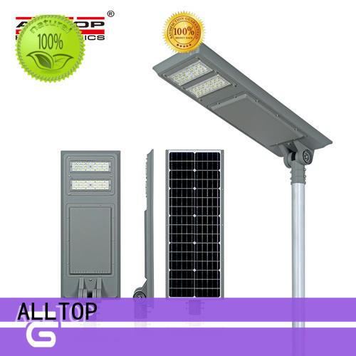 ALLTOP outdoor solar street light long lifespan for highway
