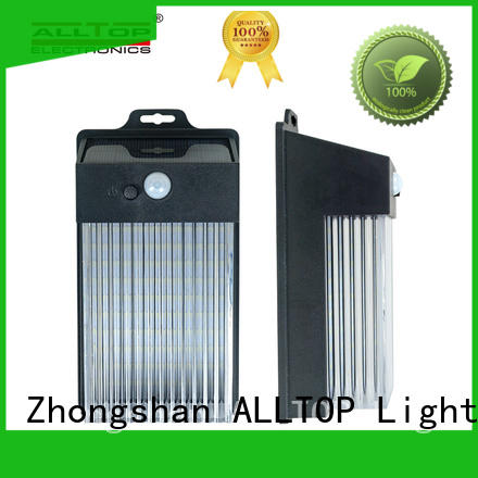 outdoor solar led wall pack factory direct supply for street lighting
