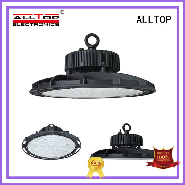 ALLTOP waterproof led high bay lamp factory price for outdoor lighting