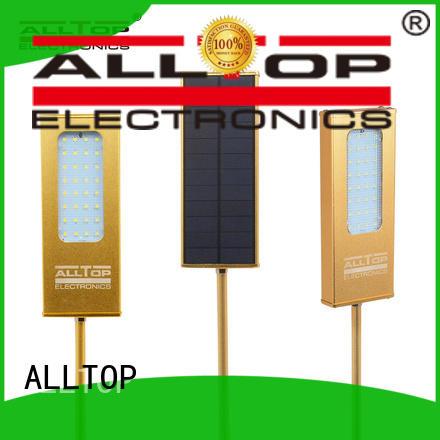 ALLTOP solar wall lantern with good price highway lighting