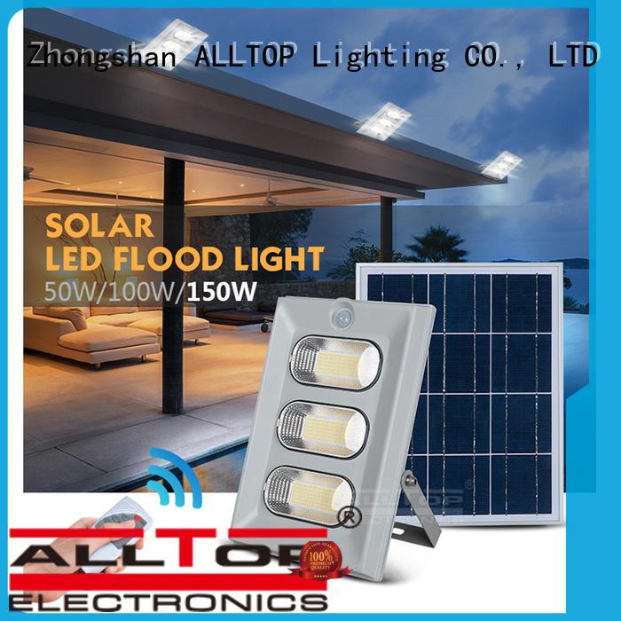 ALLTOP waterproof solar light price for highway