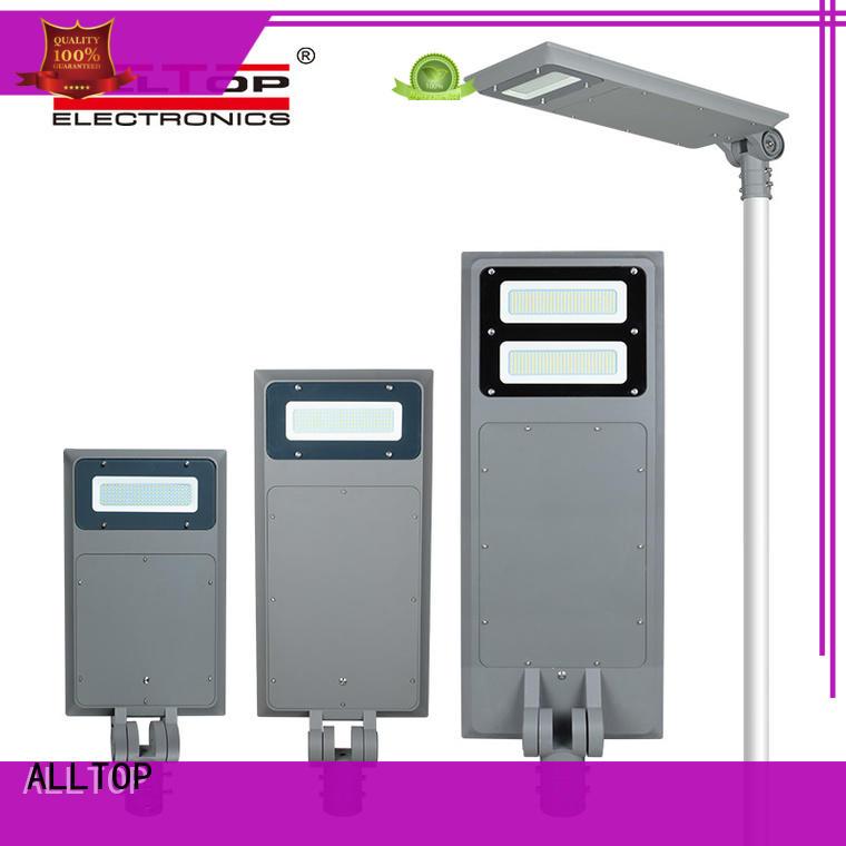 ALLTOP outdoor all in one solar light manufacturer for highway