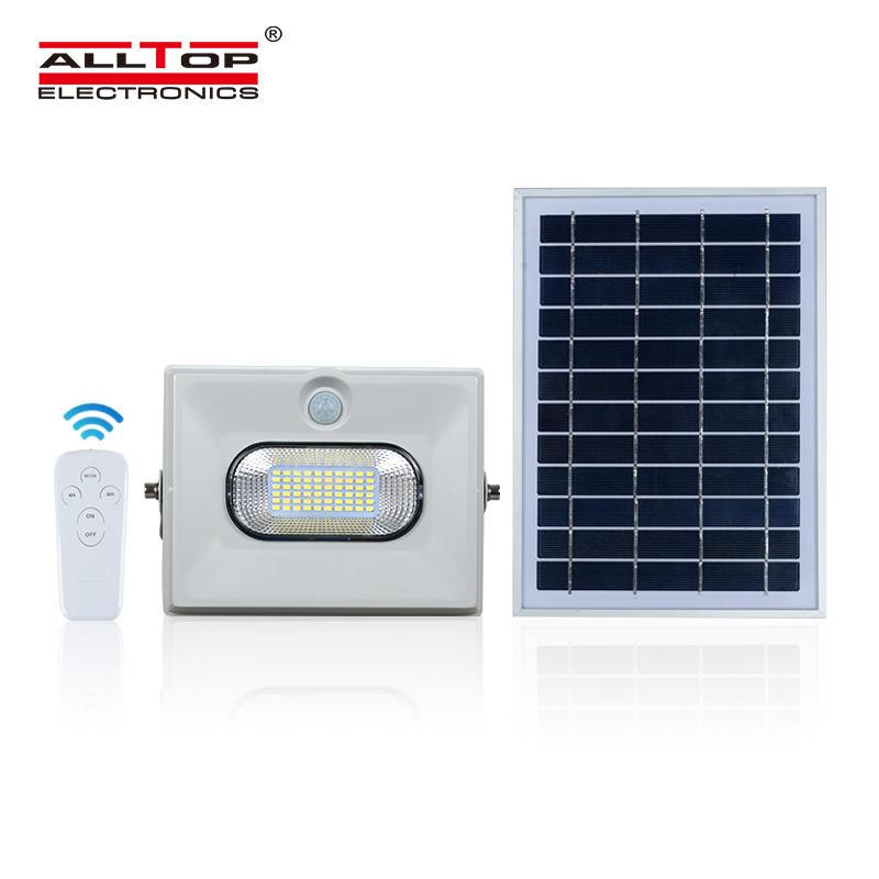 portable solar flood lights OEM for spotlight-1
