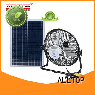 panel solar led lighting system emergency for outdoor lighting ALLTOP