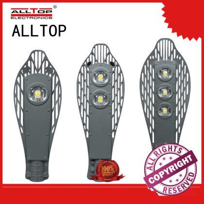 ALLTOP commercial 80w led street light supplier for high road