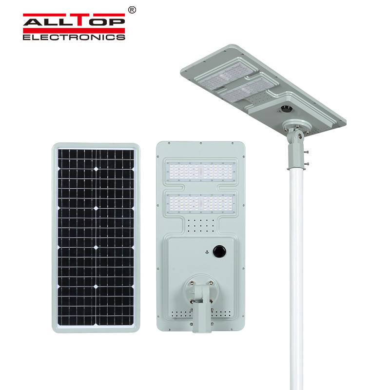 ALLTOP solar pole lights with good price for road-3
