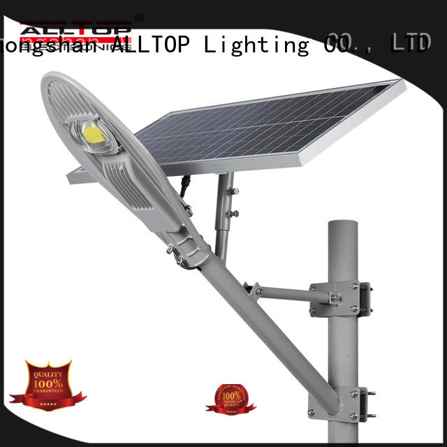 ALLTOP solar light for road free sample for playground