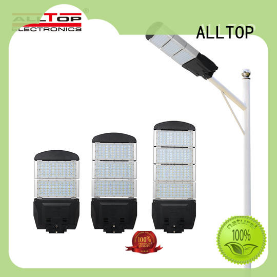 aluminum alloy 90w led street light supply for high road