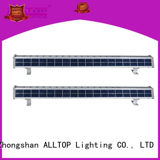 aluminum solar wall downlights wide usage highway lighting ALLTOP