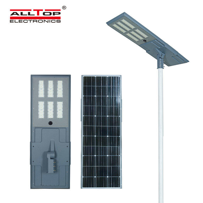 ALLTOP Outdoor IP65 integrated led solar street light-1