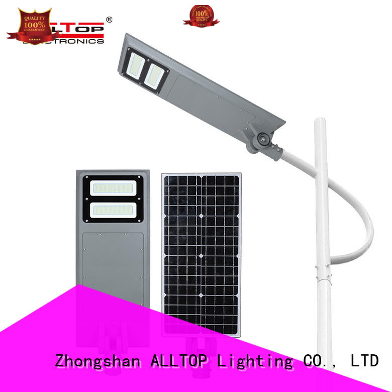 sensor integrated solar light factory price for highway