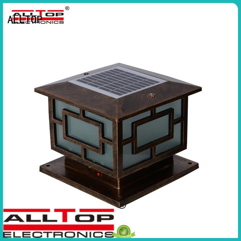solar garden lamps energy saving for decoration ALLTOP