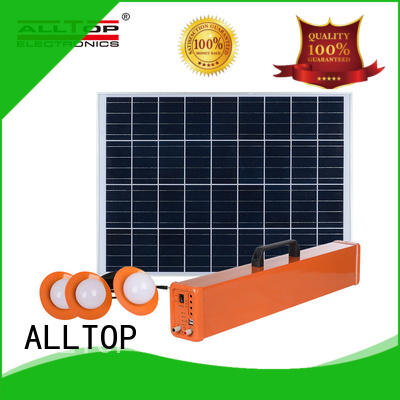 ALLTOP energy-saving high power 100w led street lights manufacturers factory direct supply for camping