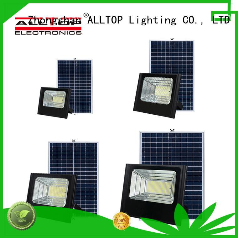 solar flood lights popular for stadium ALLTOP