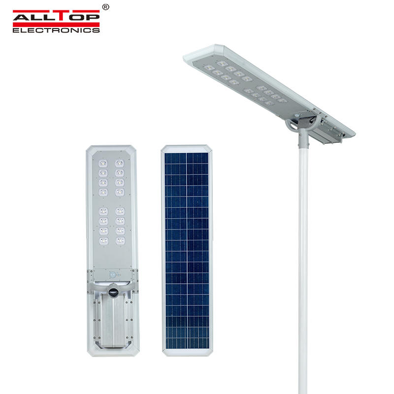 ALLTOP Outdoor intelligent integrated solar street light-2