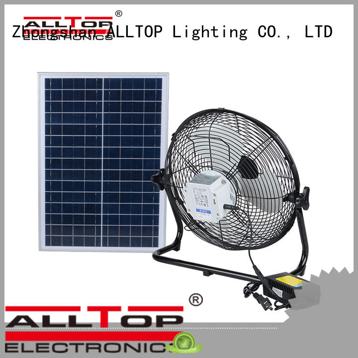 multi-functional solar led lighting system factory direct supply for camping
