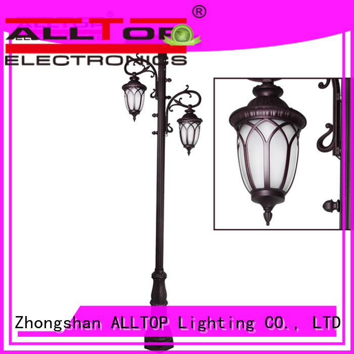 ALLTOP solar garden lamps company for landscape
