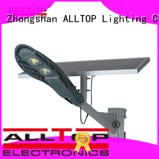 Hot selling outdoor waterproof IP65 cob 40watt solar led street lighting price list