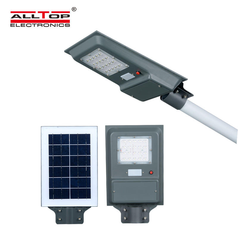 ALLTOP -Find Solar Led Lights Integrated Solar Street Light Price From Alltop Lighting