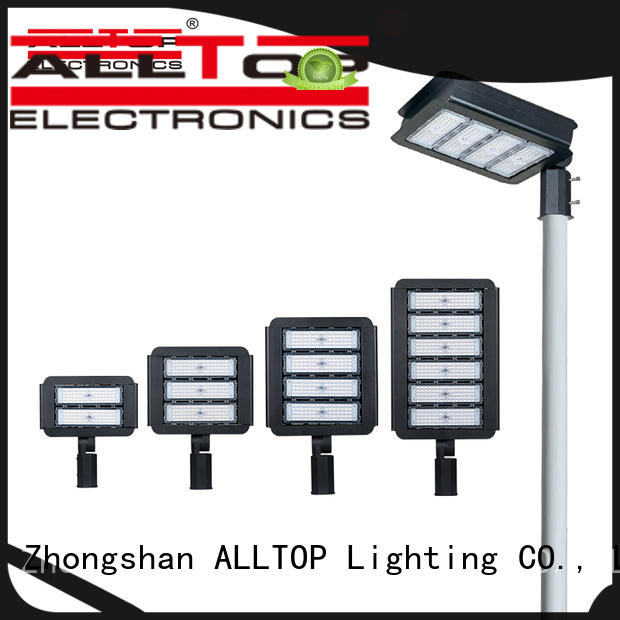 ALLTOP 50w led street light free sample for park