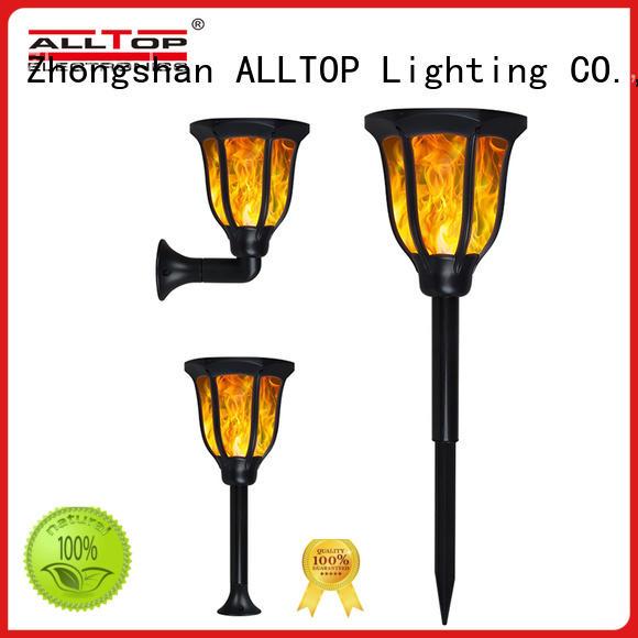 ALLTOP solar garden lamps manufacturer for decoration