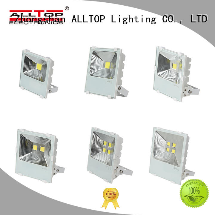ALLTOP waterproof led floodlight manufacturer for factory