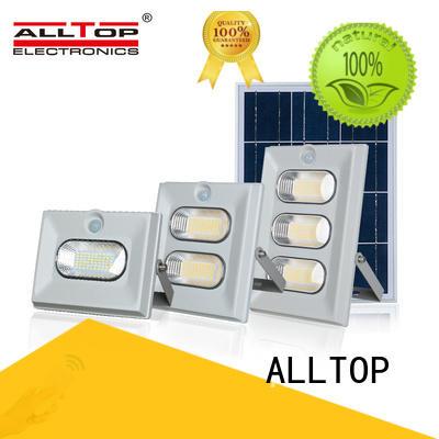 ALLTOP energy-saving solar flood lights factory for spotlight