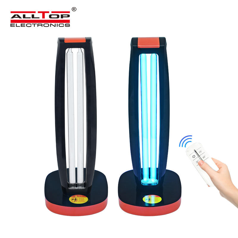 ALLTOP convenient germicidal lamps company for bacterial viruses-1