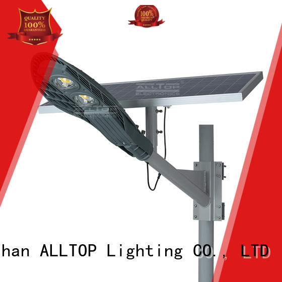 Wholesale cob solar street light manufacturer ALLTOP Brand