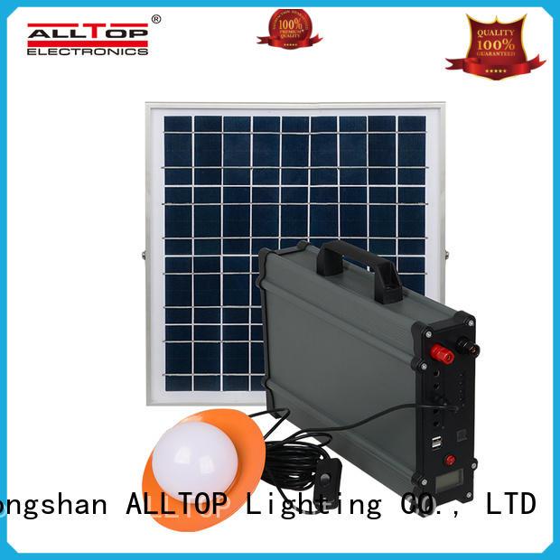ALLTOP solar panel system on-sale indoor lighting