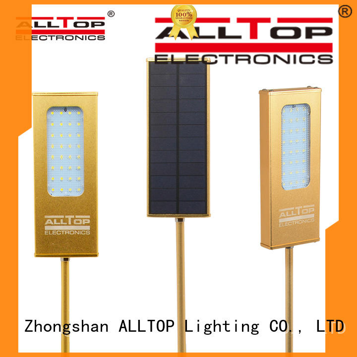 solar led wall lamp washer for camping ALLTOP