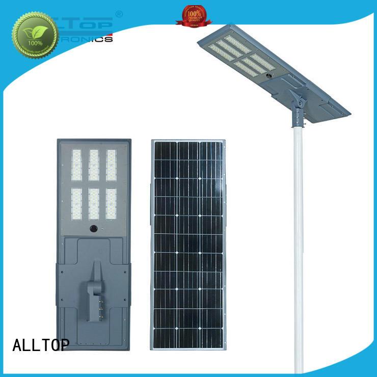 sensor solar led lights motion for garden ALLTOP