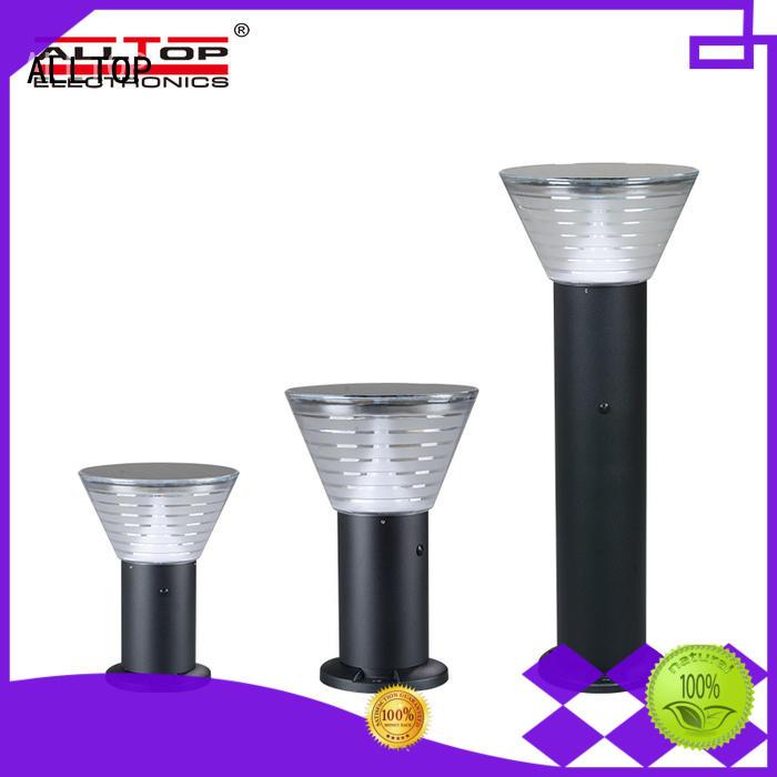 ALLTOP custom watt solar garden lamps energy saving for decoration