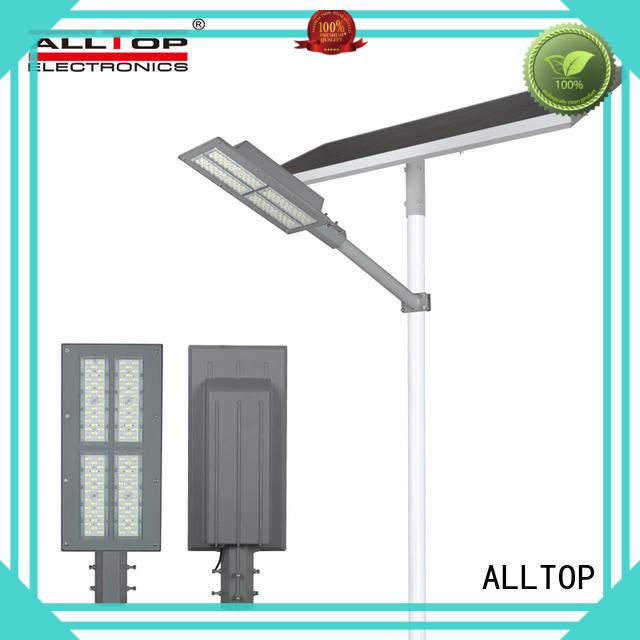 ALLTOP solar street lamp factory for lamp