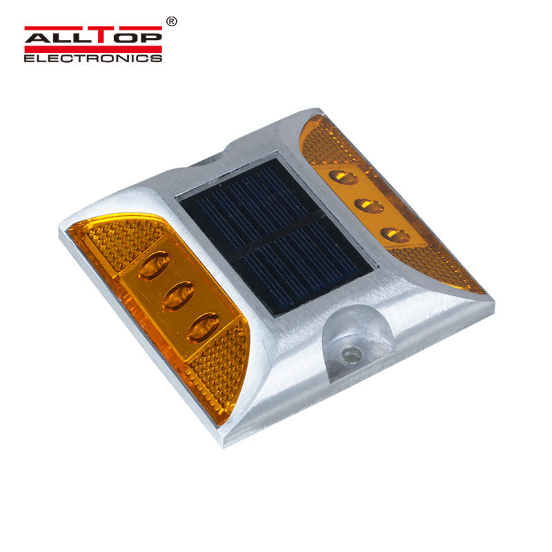 ALLTOP waterproof solar powered traffic lights suppliers factory for police-3