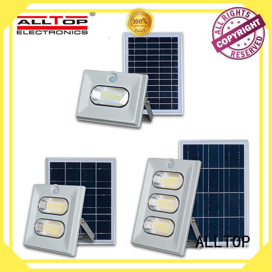 solar powered flood lights modern for spotlight ALLTOP