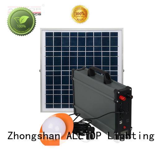 ALLTOP panel solar power system home for wholesale for battery backup