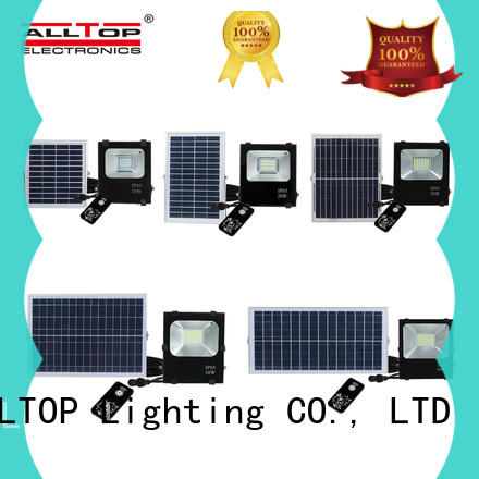 energy-saving solar floodlight ODM for spotlight ALLTOP
