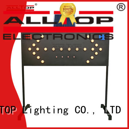 low price traffic light manufacturer mobile for safety warning