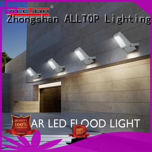 modern best solar flood lights popular for stadium ALLTOP
