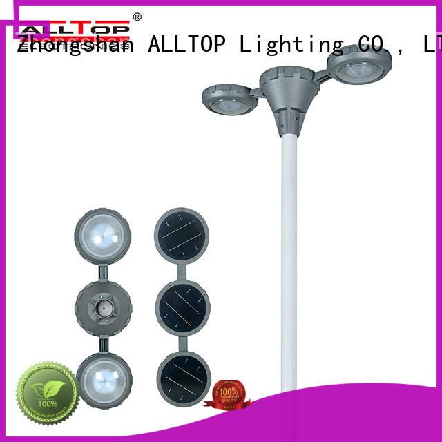ALLTOP main gate hanging solar garden lights manufacturer for decoration