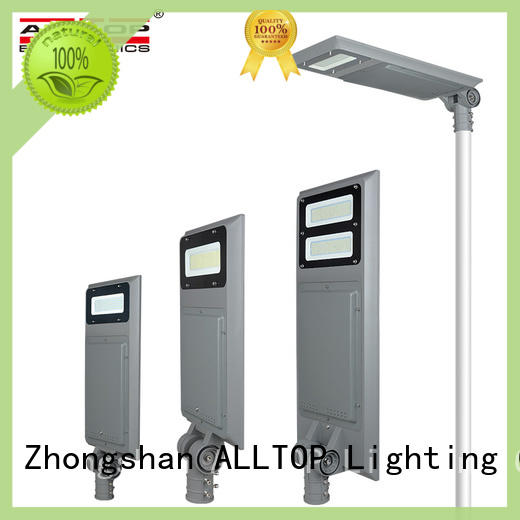 flood integrated street light long lifespan for garden