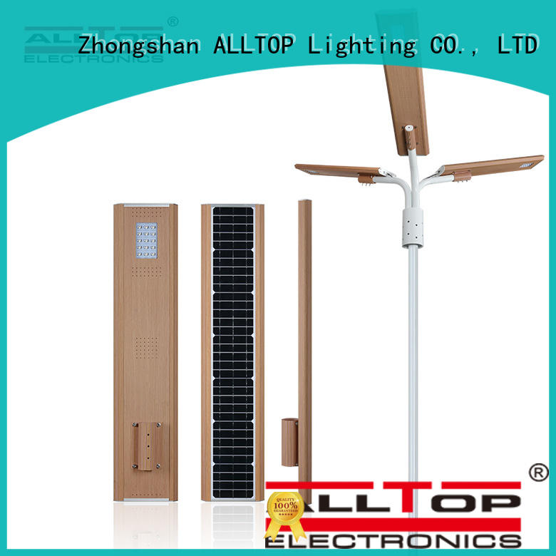 ALLTOP all in one solar light manufacturer for highway