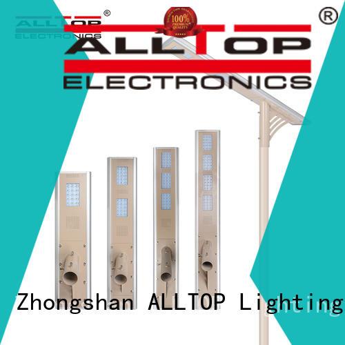 integrated solar light sensor for garden ALLTOP