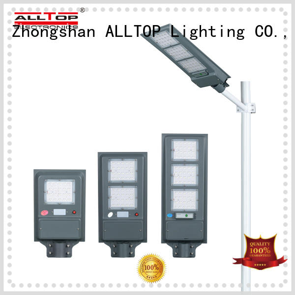 ALLTOP waterproof street light with good price for road