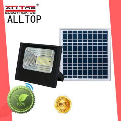 ALLTOP solar led flood lights manufacturers for spotlight
