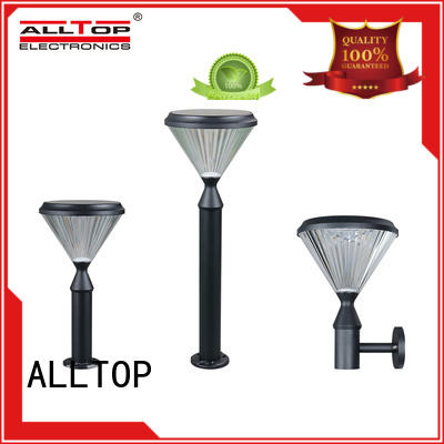 ALLTOP main gate hanging solar garden lights manufacturer for landscape