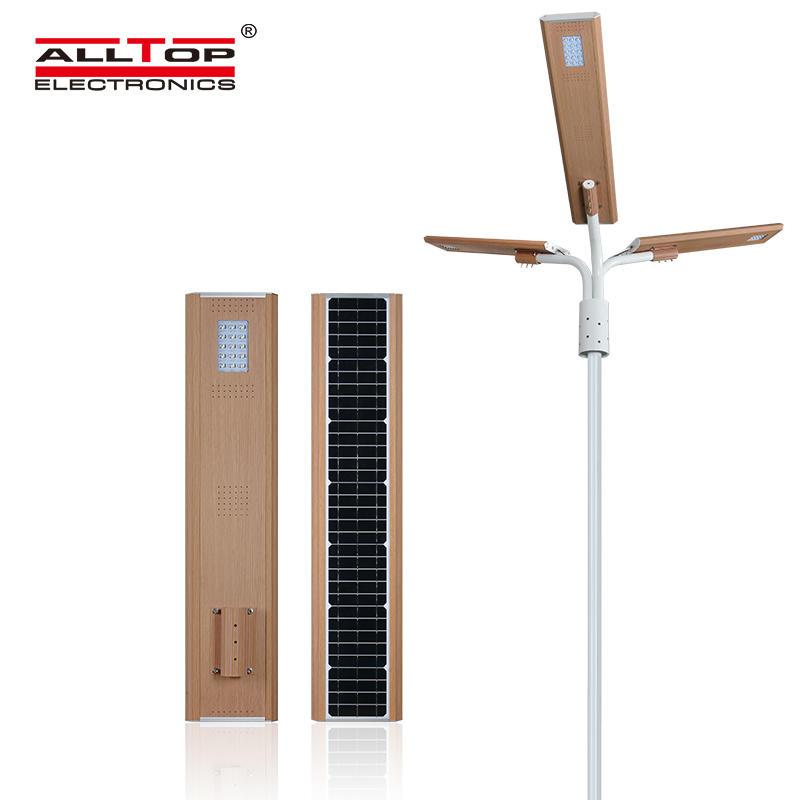 flood solar pole lights free sample for highway ALLTOP-1