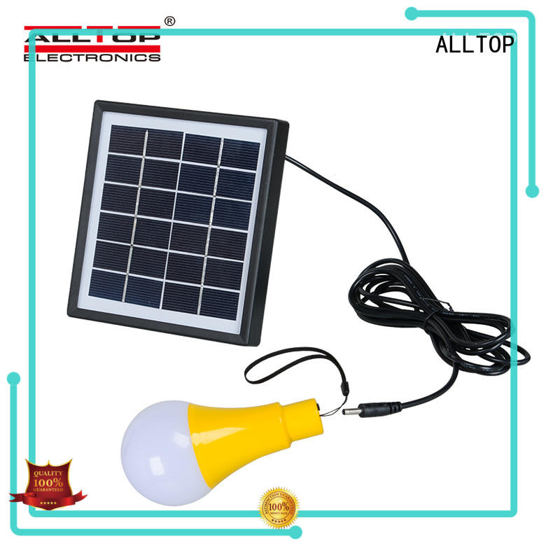 ALLTOP energy-saving solar wall lamp outdoor for concert